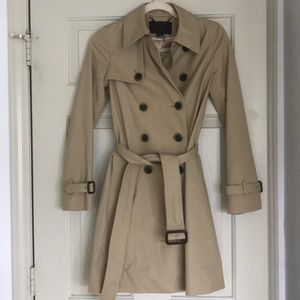 JCrew Icon Trench Coat